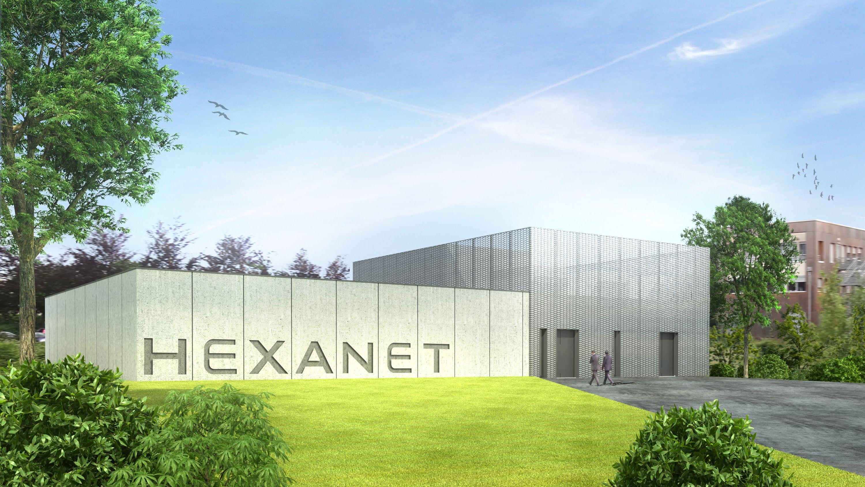 Projet de construction de notre nouveau Datacenter