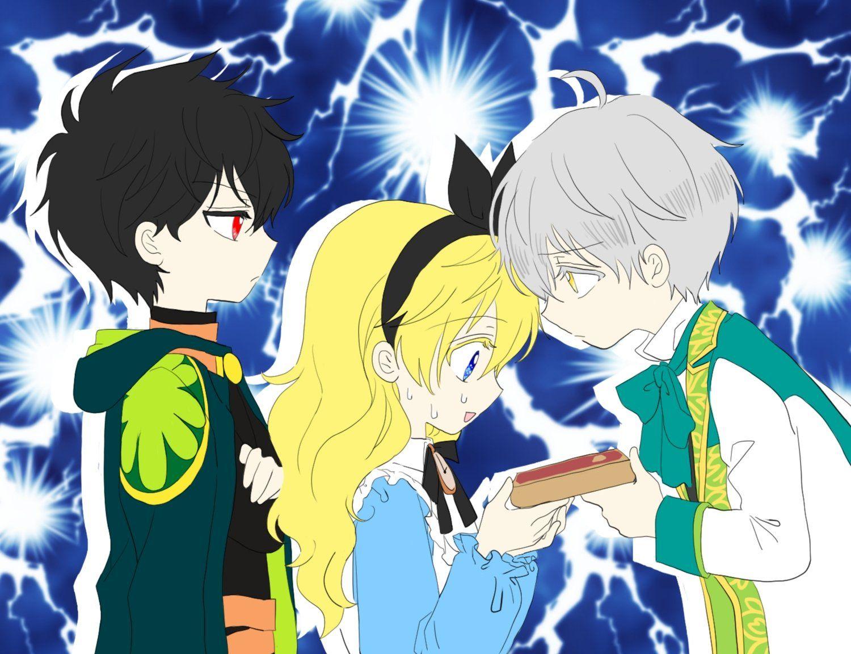 REINA on Twitter in 2020 Anime prinzessin