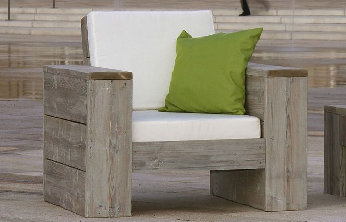 Terrassenmöbel Lounge Holz sdatec.com