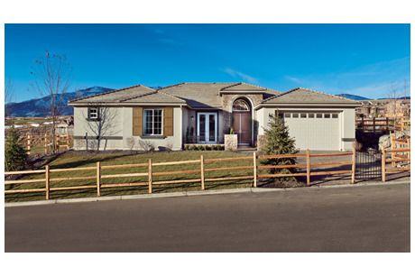 Mountain Crest At Somersett By Toll Brothers In Reno Nevada Danville California Custom Homes New Construction