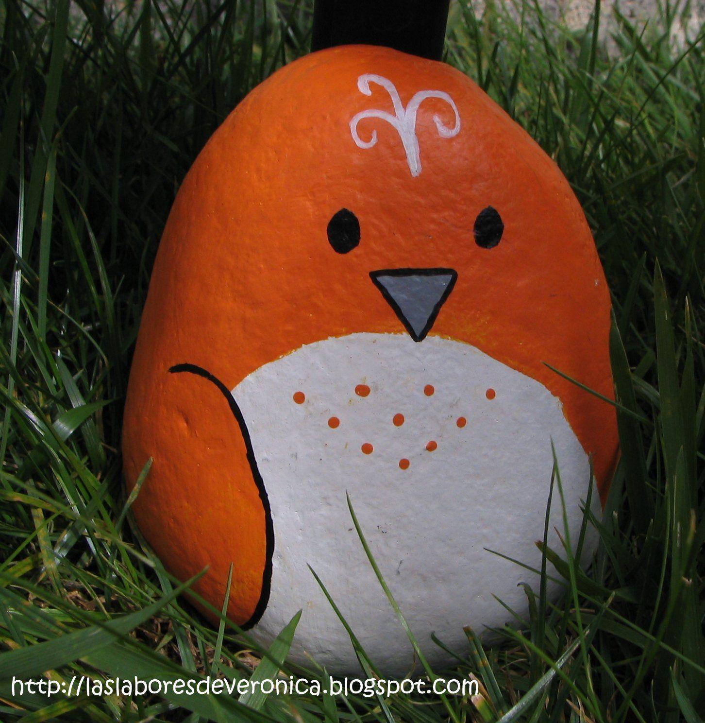 Como pintar piedras para decorar jardines buscar con - Piedras para jardineras ...