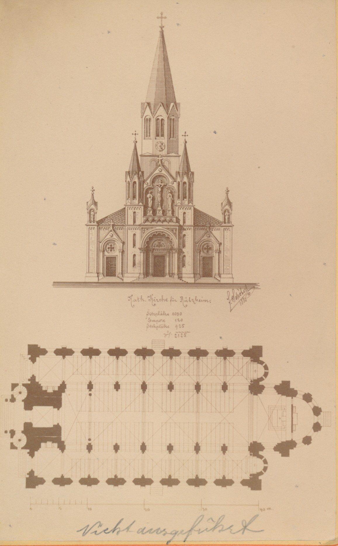 Aber nicht alle Entwürfe Franz Schöberls kamen zur