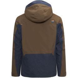 Photo of Elevenate M Brevent Jacket | S,xl | Colorblock / Braun | Herren State of Elevenate