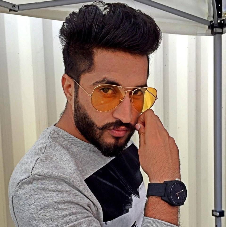 Men Hairstyle Boy Punjabi Singer Jassi Gill Boy Hairstyles Hair
