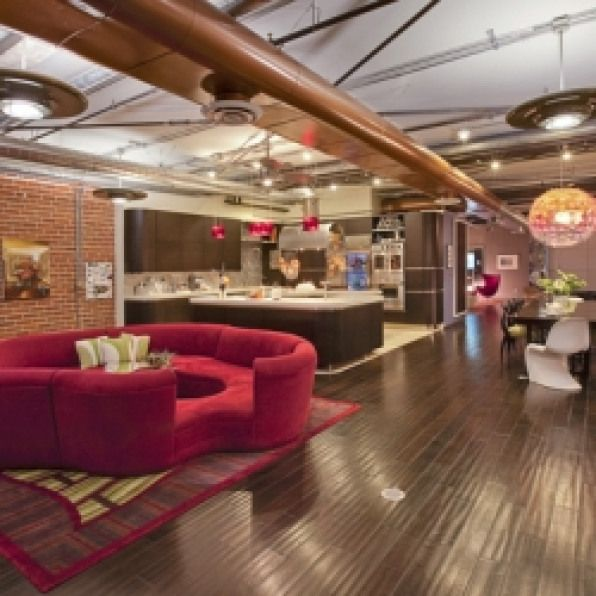 Bright And Dynamic Loft. Tour This Stunning And Creatively