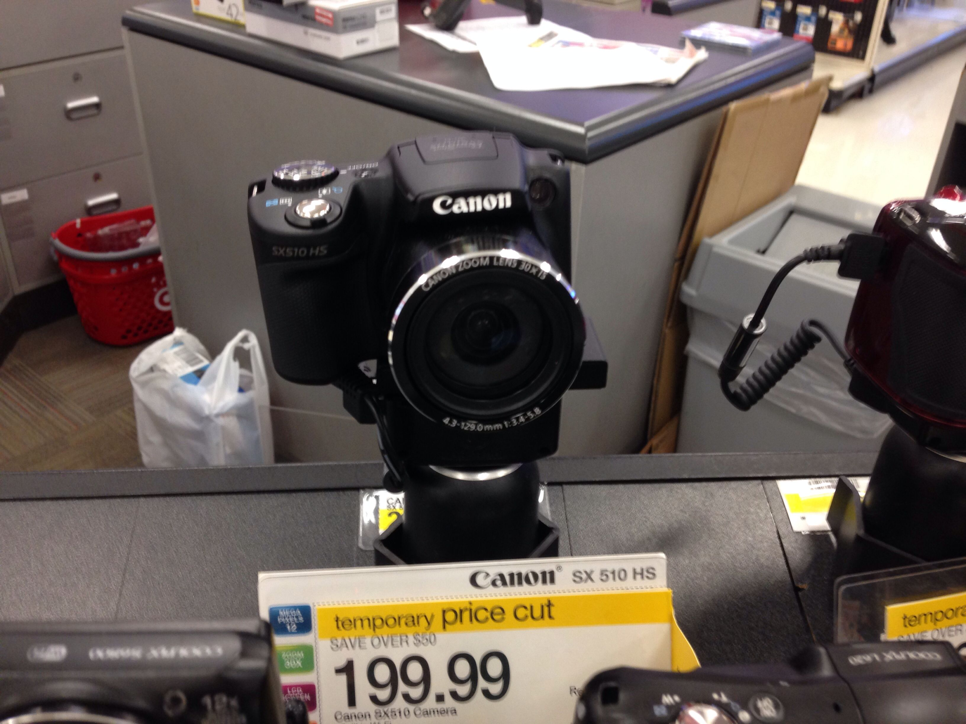Canon SX150 Camera