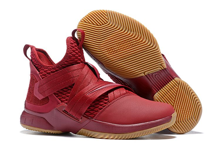 35ce2cb39baa Nike LeBron Soldier 12 SFG EP Team Red Gum AO4055-600 in 2019