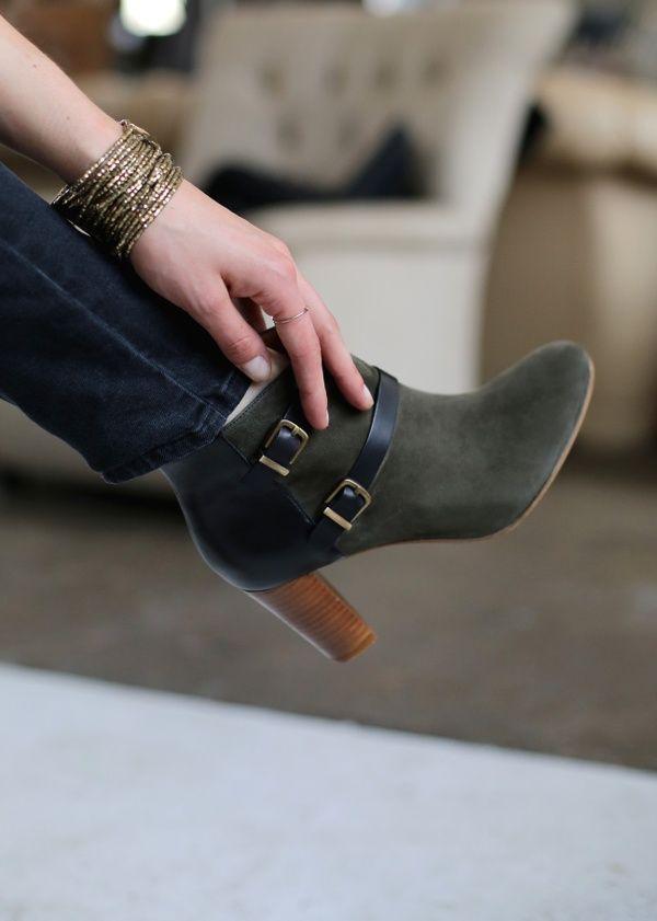 Sézane / Morgane Sézalory - Marlon boots #sezane #marlon