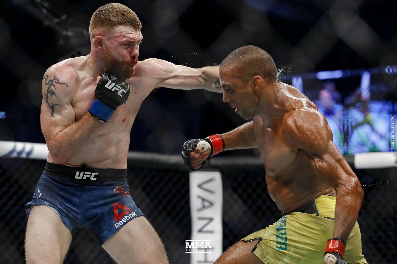 Retro Robbery Review: Paul Felder vs. Edson Barboza 2 at UFC 242  #mma #ufc #boxing #muaythai #jiuji...