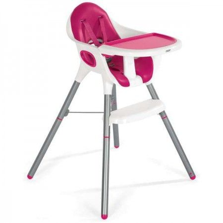 Chaise Haute Mamas And Papas Juice De 0 A 5 Ans High Chair Pink