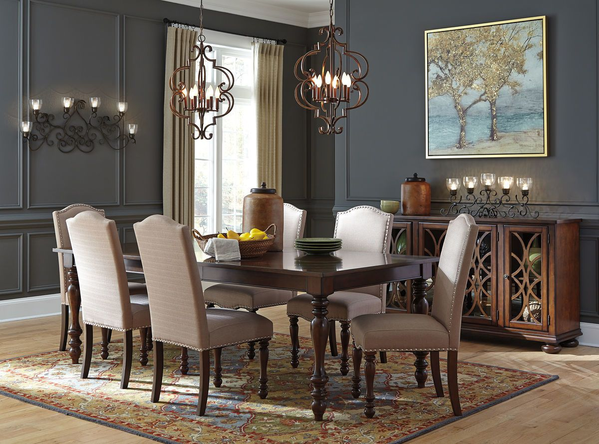 North Shore Rectangular Extension Leg Dining Table by ...