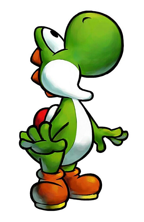 Yoshi Character Design : Yoshi characters art mario luigi partners in time g