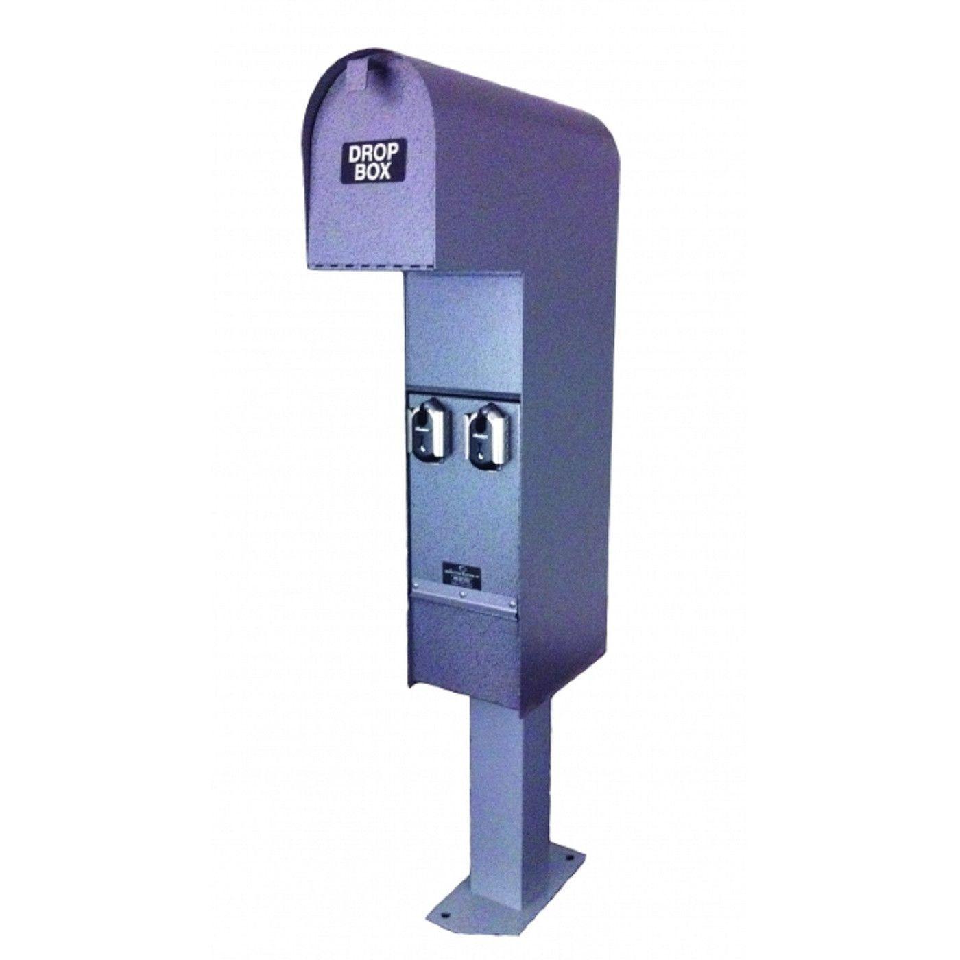 Jayco Industries Armadillo Drop Box With Two Master Locks