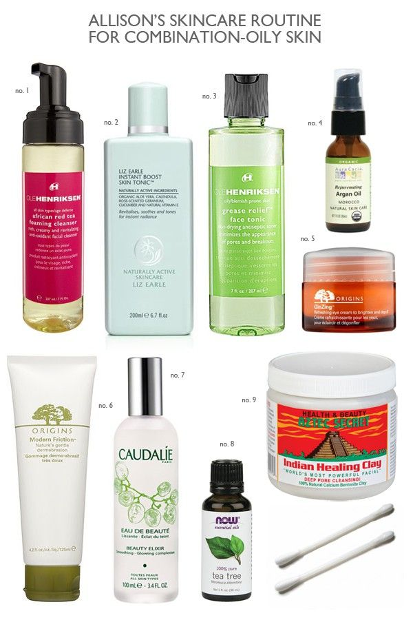 Allison S Skincare Routine For Combination Oily Skin Lovelyish Oily Skin Combination Skin Care Combination Skin