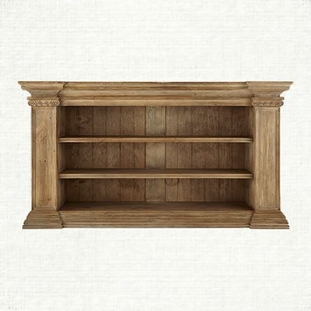 Kettering Console For A Media Center At Arhaus Family Dining RoomsExtra