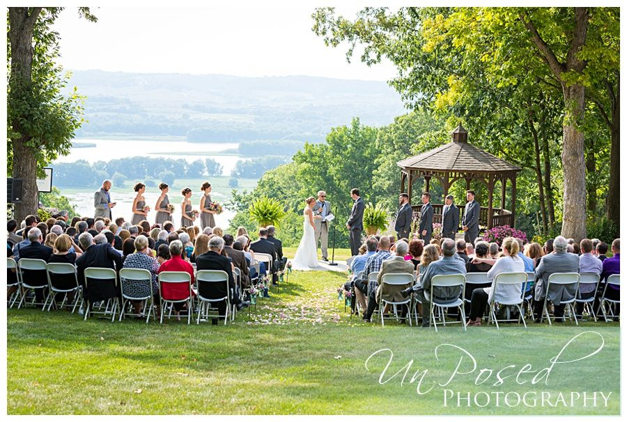 Chestnut Mountain Wedding Ceremony Mississippi River Photography Galena Il Unposed Best Of 2017
