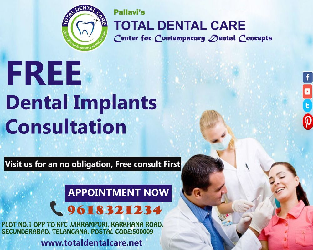 Pin by TotalDental Care on Total Dental Care Dental care