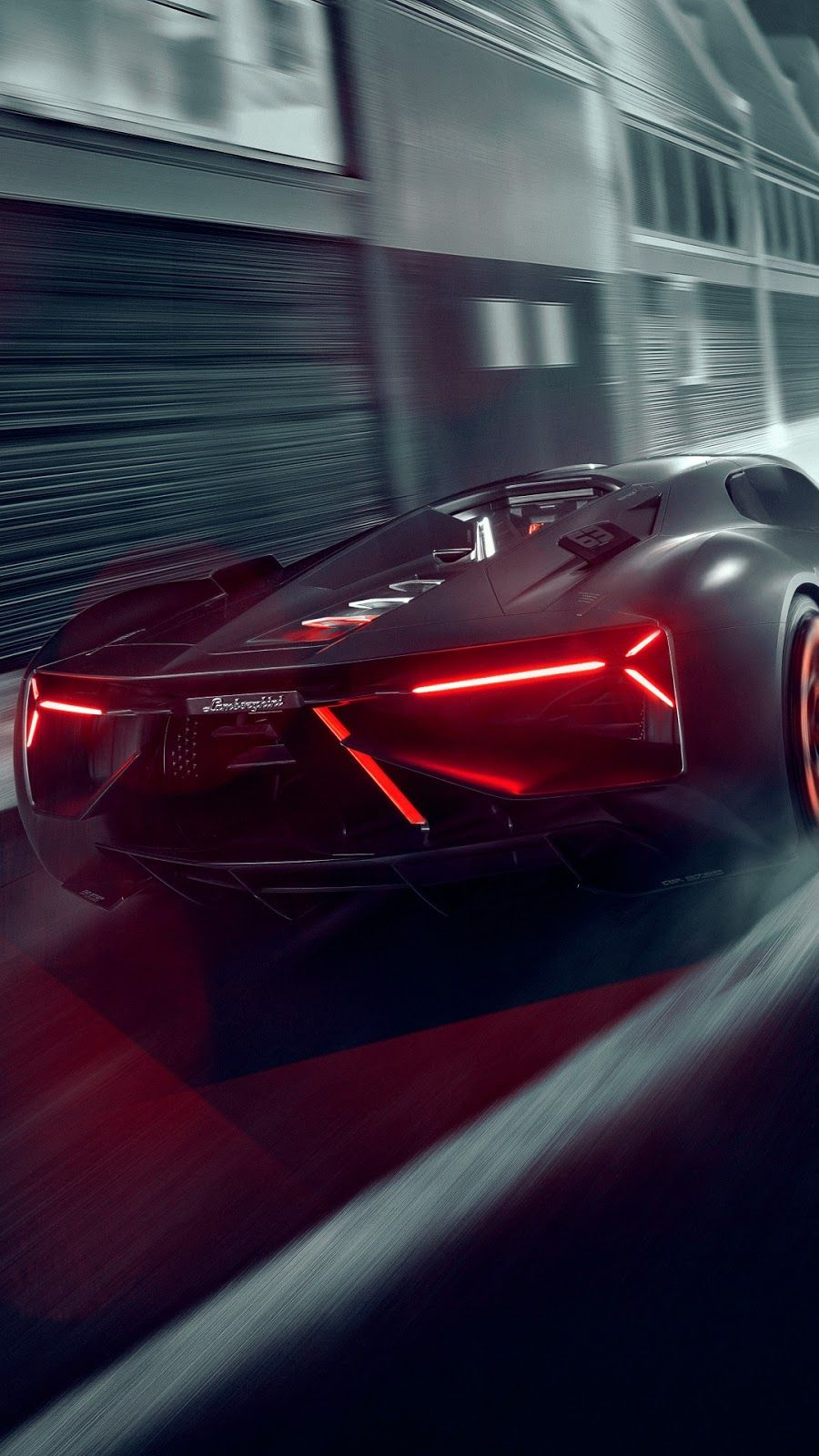2019 Lamborghini Terzo Millennio Download Free Hd Wallpaper