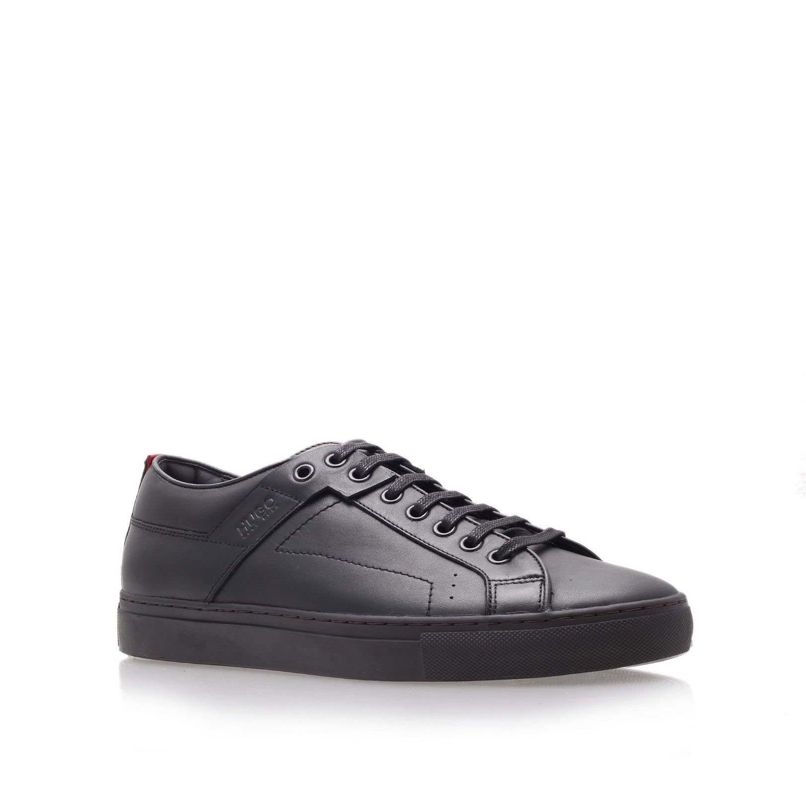 futesio tennis sneaker black casual low top trainers from Hugo Boss