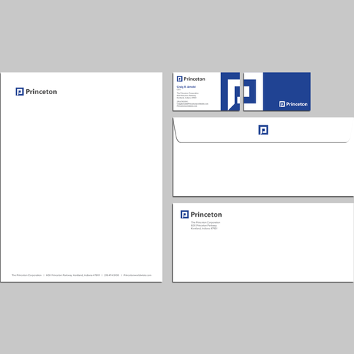 Create A Very Clean Modern Letterhead For A National Insurance
