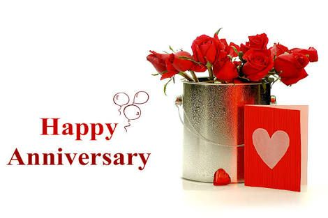What the meaning of wedding anniversary anniversaries