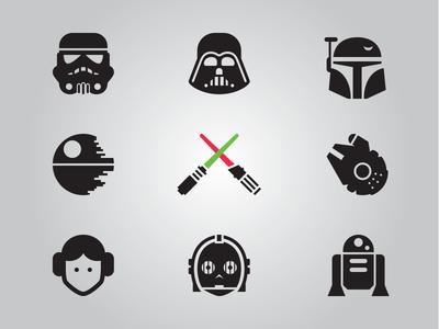 Star Wars Glyphs Updated Star Wars Tattoo Small Star Wars Tattoo Star Wars Design