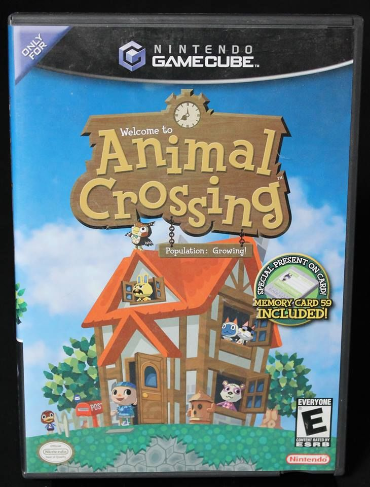 11++ Animal crossing gamecube characters ideas