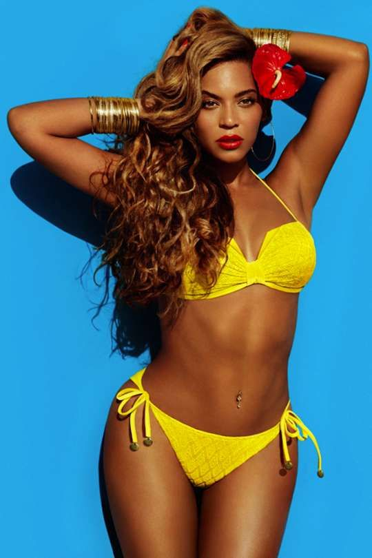 celebrities Beyonce knowle hot