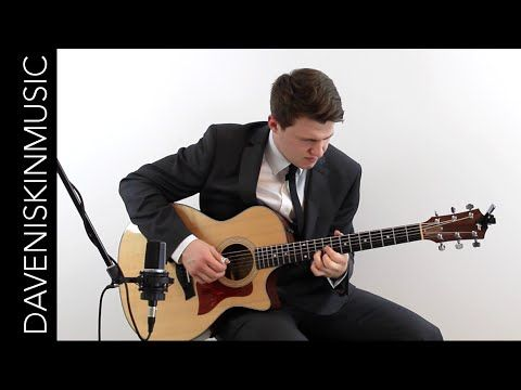 Somewhere Over The Rainbow Fingerstyle Acoustic Guitar Cover Guitar Acoustic Guitar Acoustic