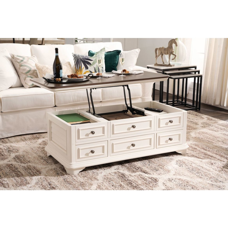 Charleston Lift Top Coffee Table Value City Furniture And Mattresses Furniture Lift Top Coffee Table Living Room Furniture Arrangement [ 1170 x 1170 Pixel ]