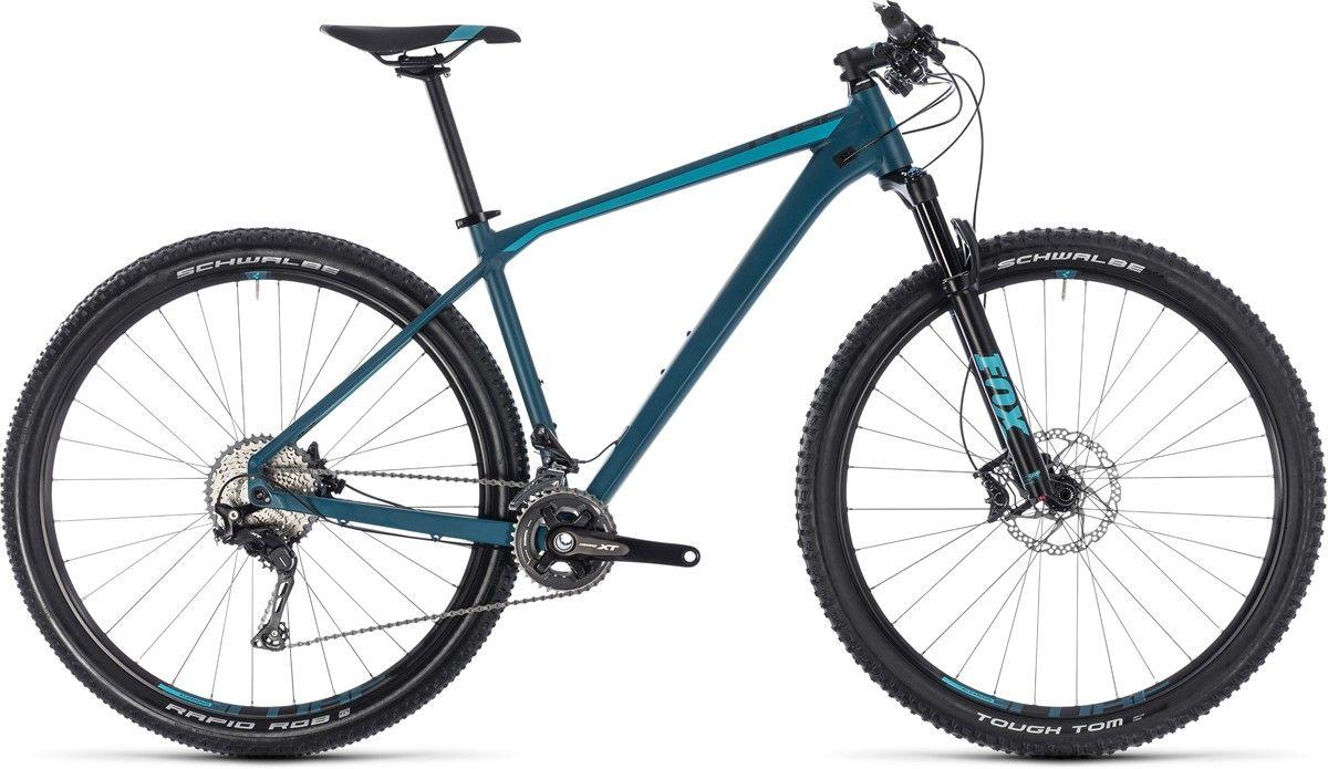 Cube Reaction Sl 29er Mountain Bike 2018 Hardtail Mtb Mountain