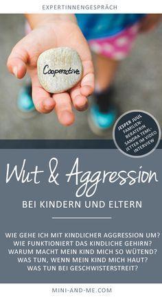 Photo of Konflikt, Wut und Aggression in der Familie: Die Videoreihe mit Mag. Sandra Teml-Jetter