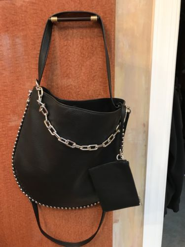 Fall 2017 Alexander Roxy Hobo Bag In Black Brand New Never Used