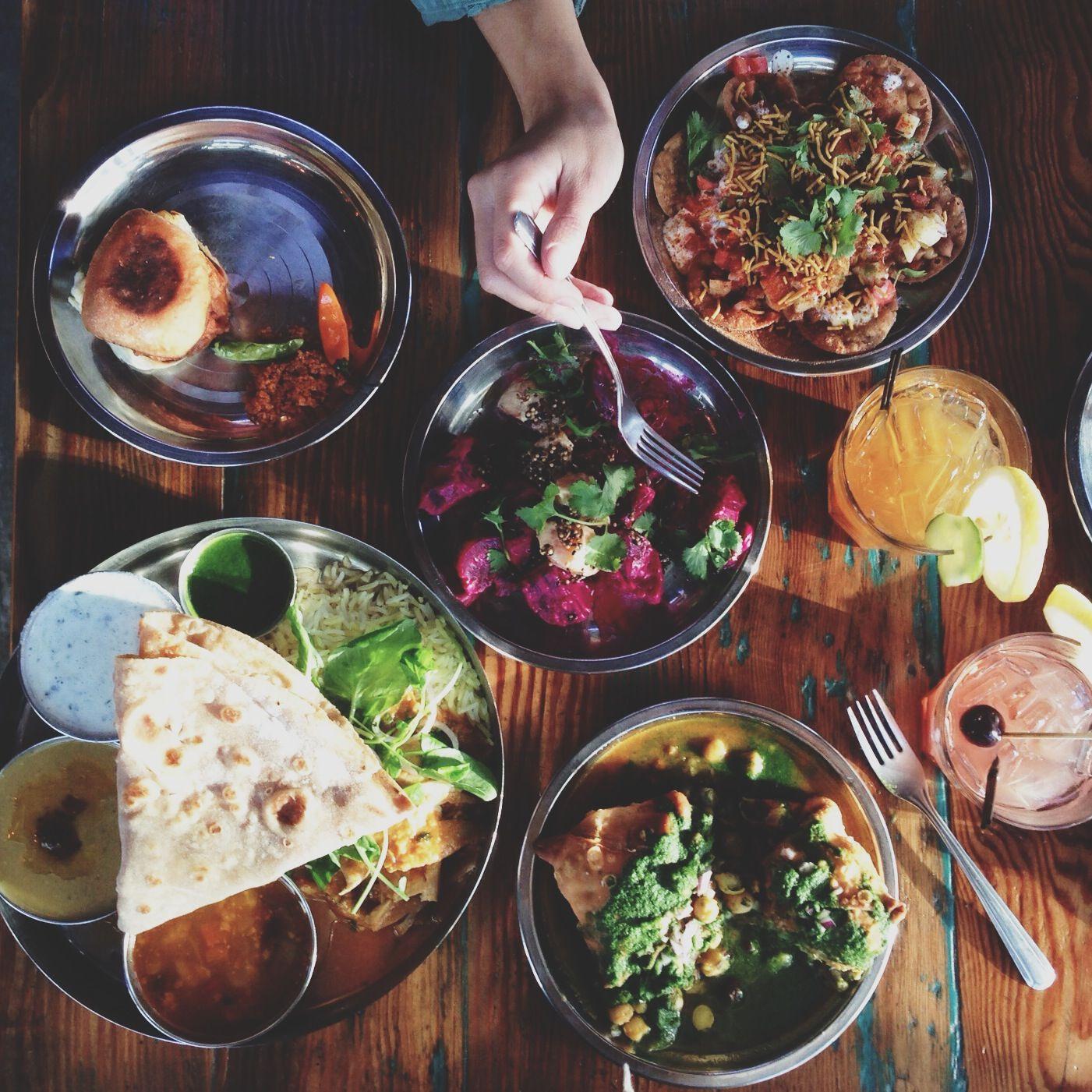 Indian food feast Indian food recipes, Food, Pretty food