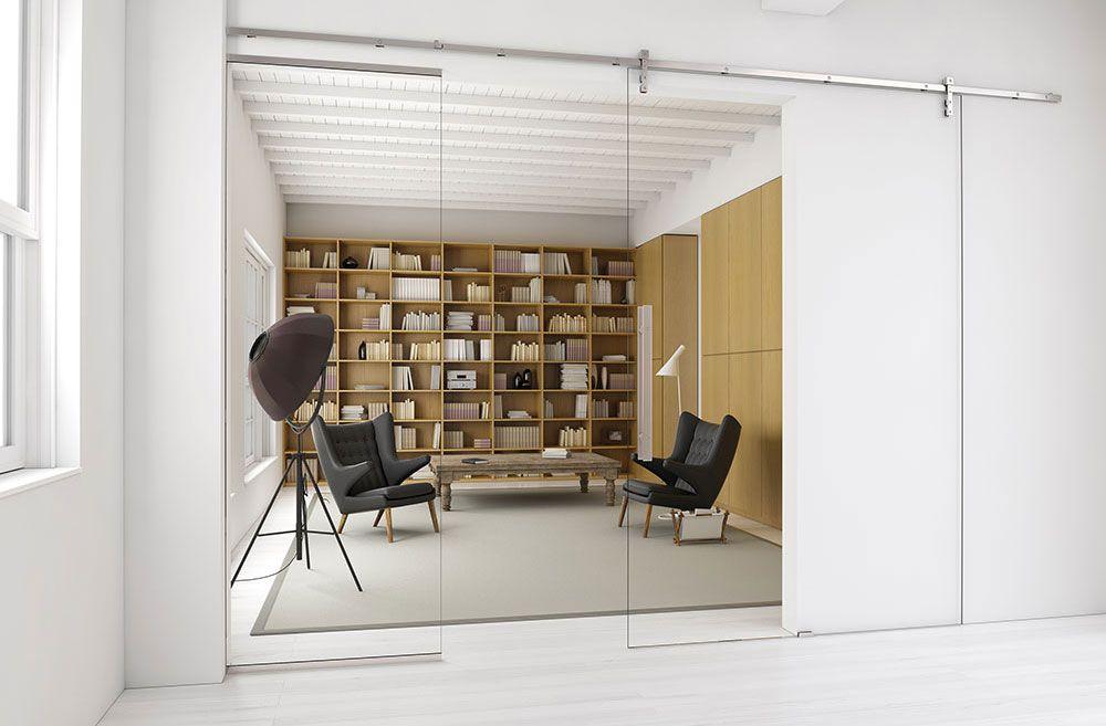 Afbeeldingsresultaat voor glazen schuifdeur woonkamer | Glazen wand ...