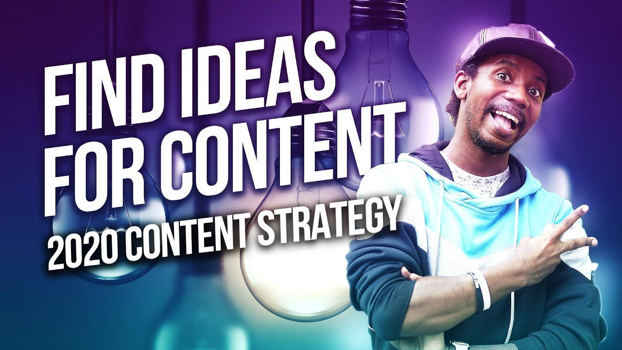 How to Find Content Ideas for Social Media When You're