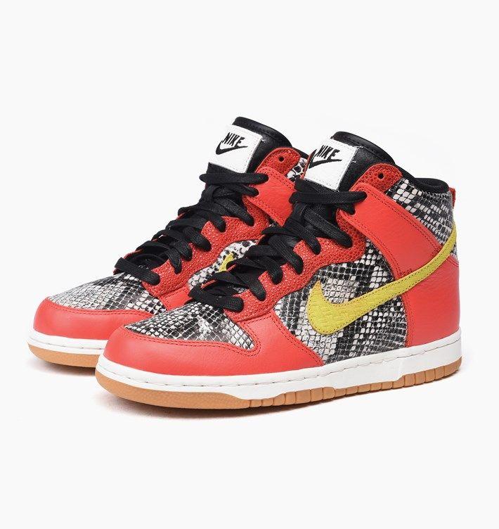 low priced eec2b 24d85 caliroots.se Wmns Dunk Hi LX Nike 881233-800 293711