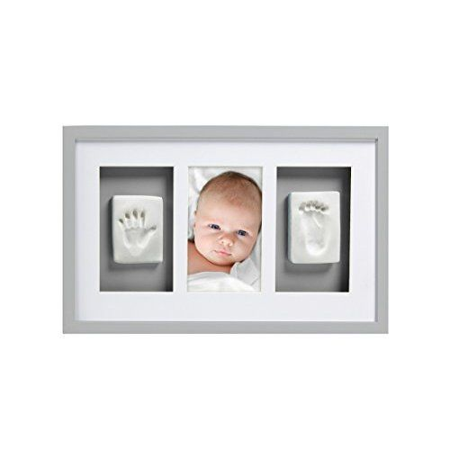 Charming Baby Handprint and Footprint Frame Package - Keepsake ...
