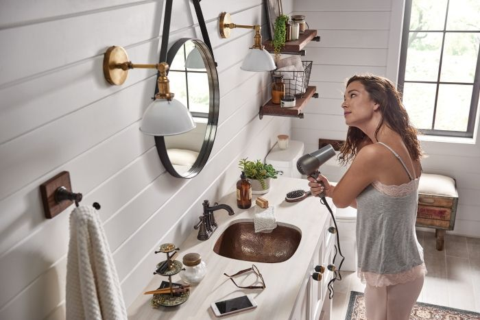 Photo of 7 Designtipps zum Mischen von Metallen in Küche und Bad