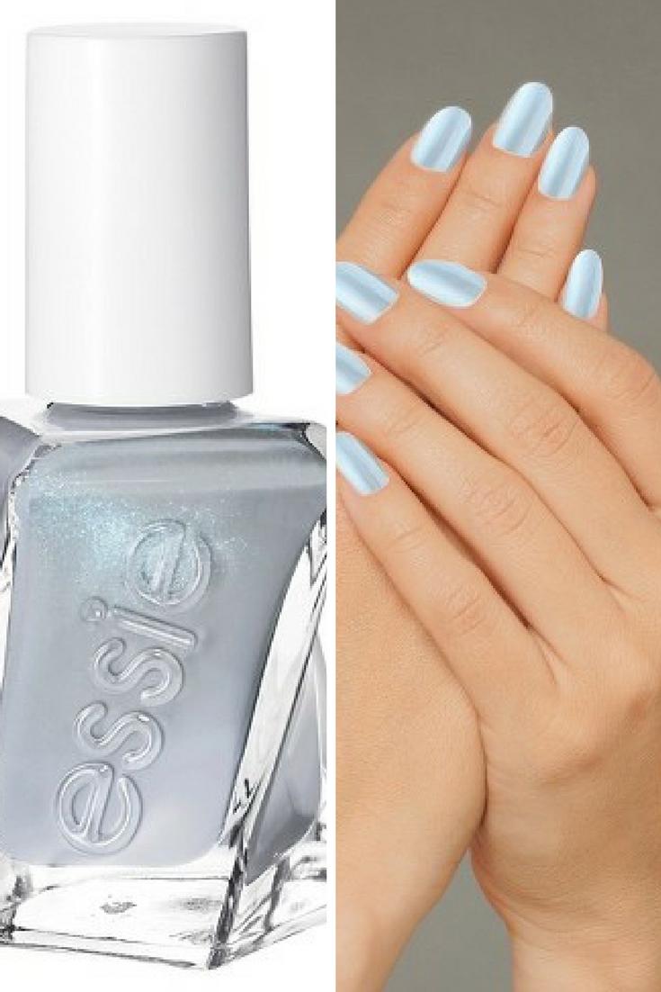 essie Gel Couture Nail Polish. Closing Night nail color. #nails ...