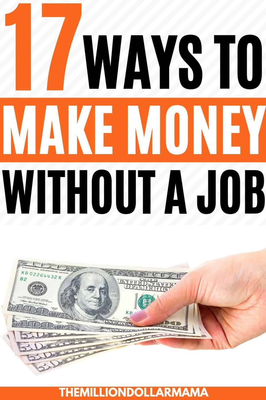 How To Get A Money Without Working