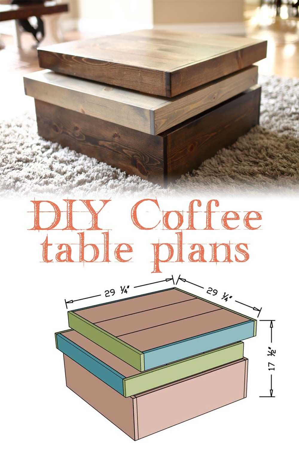 Coffee Table Diy Diy Coffee Table Diy Coffee Table Plans Diy Woodworking