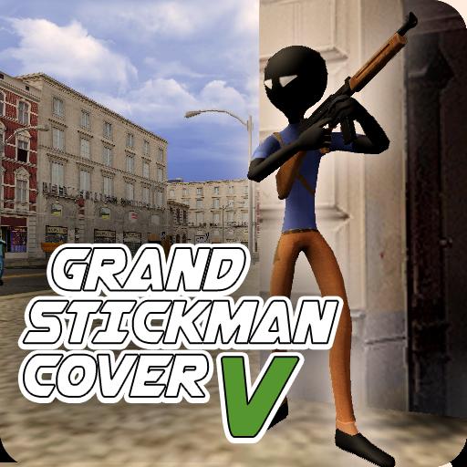 Grand Stickman Cover V v1.0.7 (Mod Apk Money) apkmod