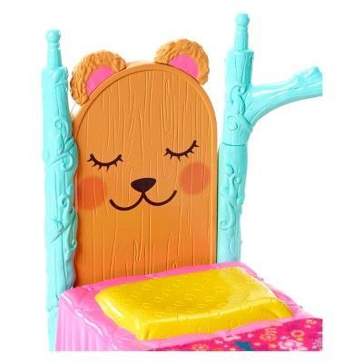 Enchantimals Dreamy Bedroom Playset + Bren Bear Doll & Snore Figure #bearbedpillowdolls Enchantimals Dreamy Bedroom Playset + Bren Bear Doll & Snore Figure #bearbedpillowdolls
