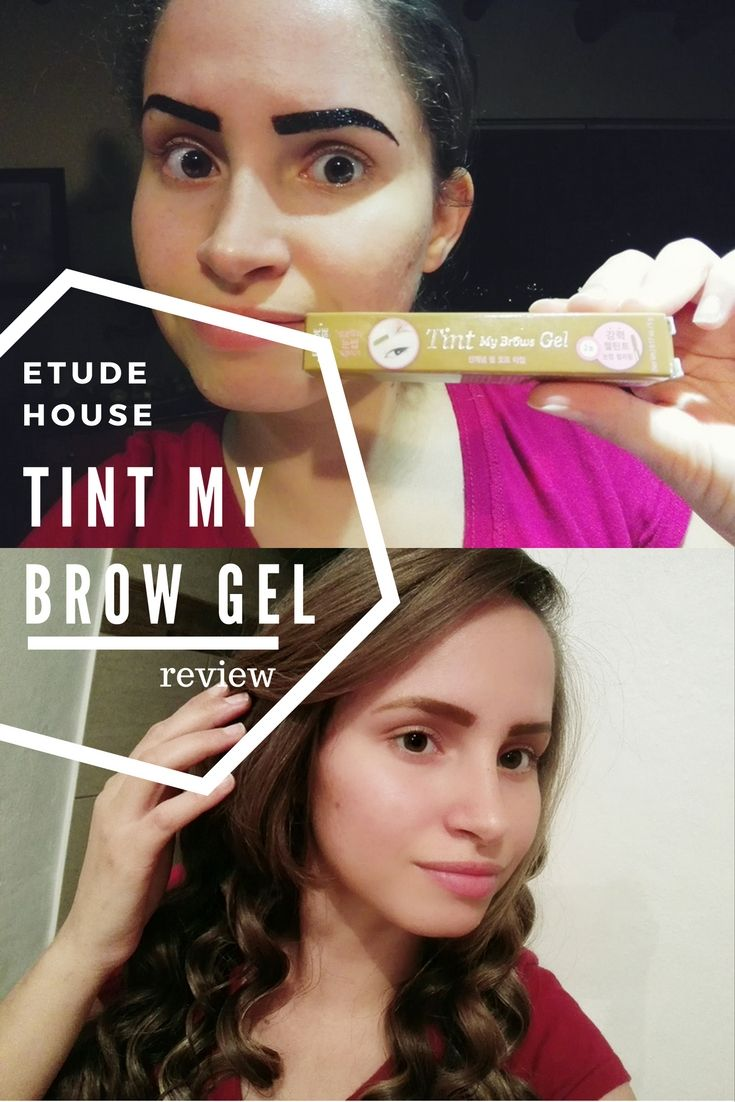 Tint my brows gel