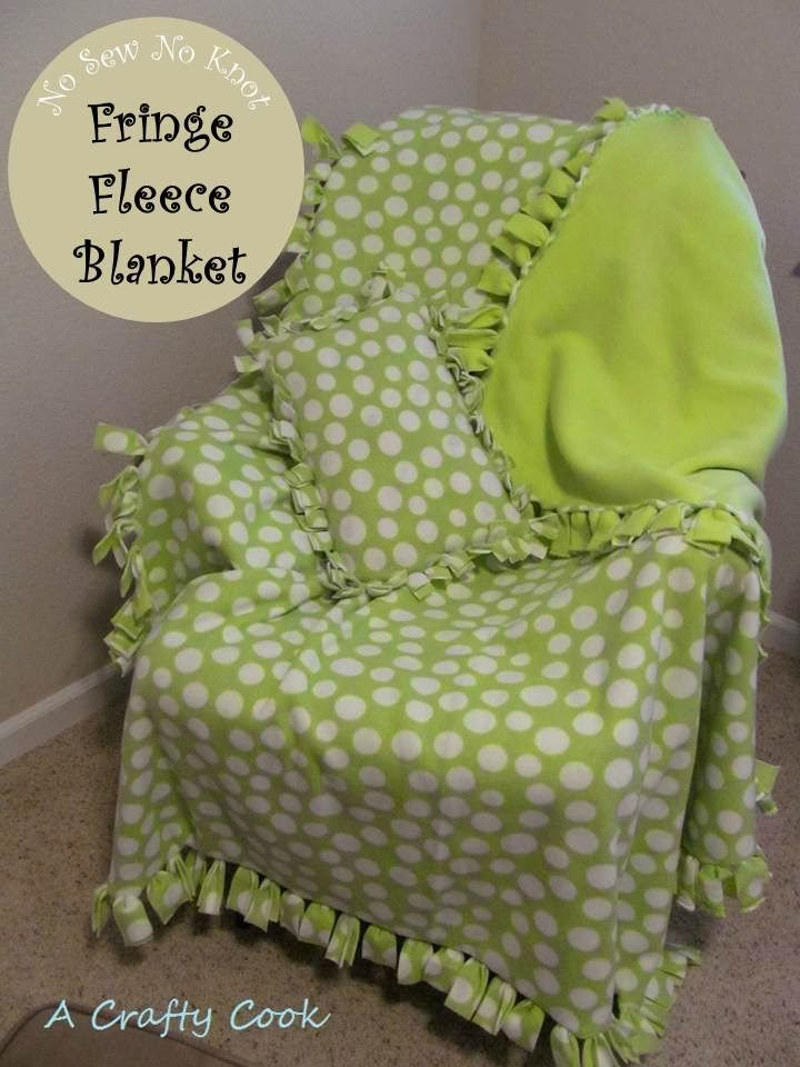 A Crafty Cook: No Sew No Knot Fringe Fleece Blanket and Pillow Cover & A Crafty Cook: No Sew No Knot Fringe Fleece Blanket and Pillow ... pillowsntoast.com