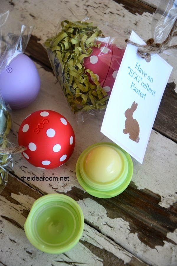 Allred design blog inspired by pinterest eos lip balm gift ideas eos chapstick eggs for easter gifts negle Gallery