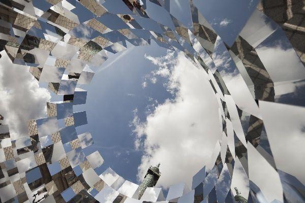 Ring Installation in Paris