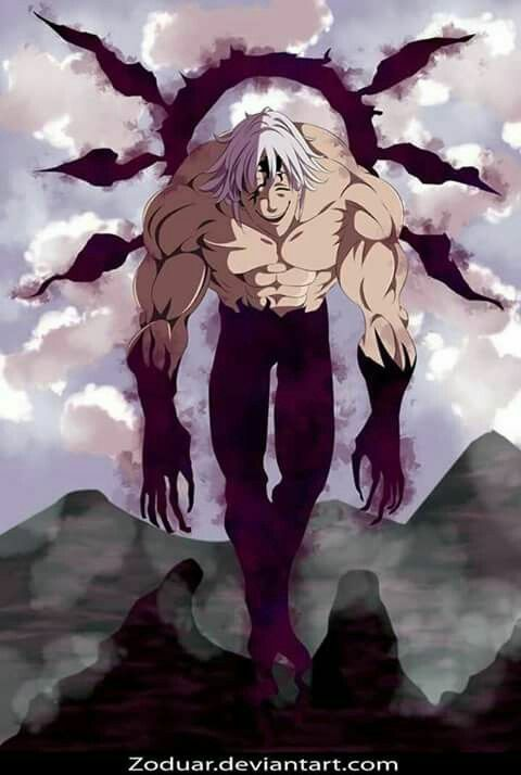 Where Stories Live Seven Deadly Sins Anime Demon King Anime Seven Deadly Sins