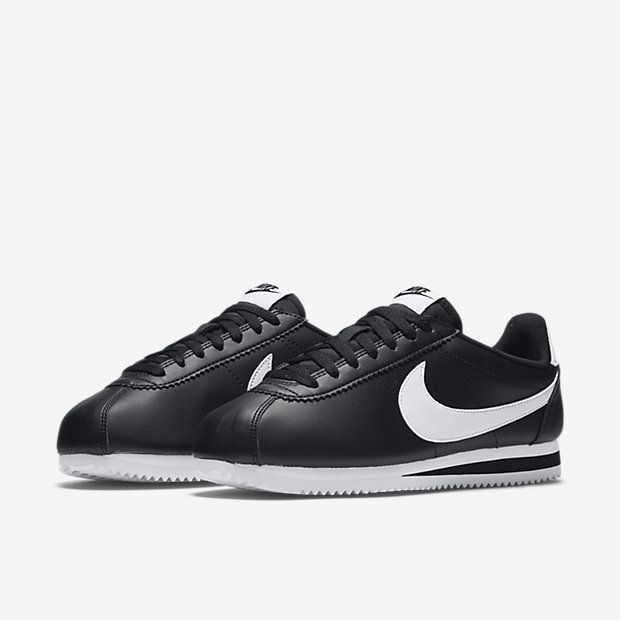 nike classic cortez leather dames